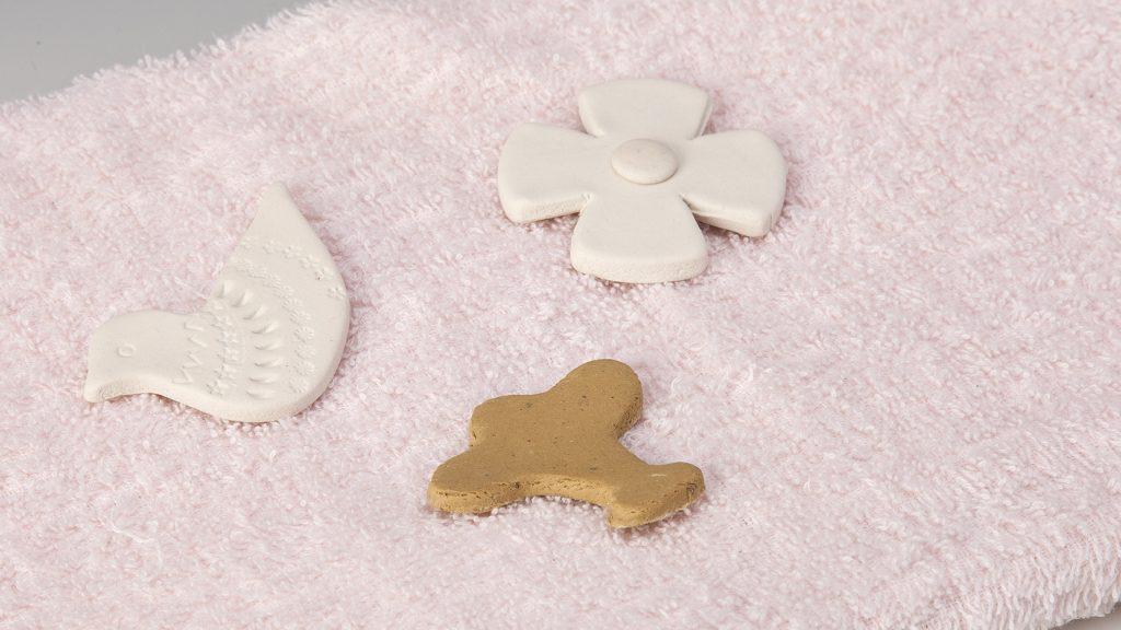 ひなたぼっこ4色を使った不思議な模様の小皿づくり説明画像