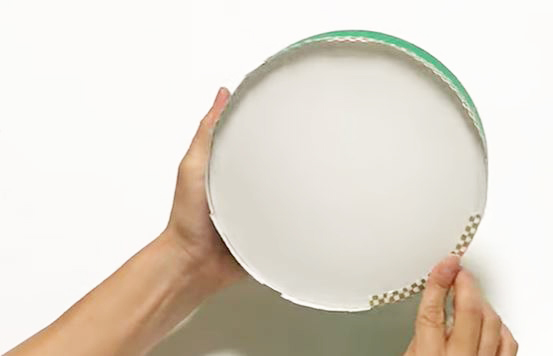 水で変形、乾くと固まる!ファイバークラフト活用法説明画像