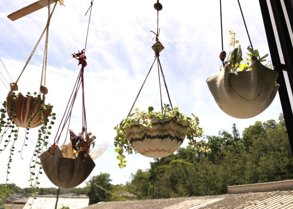 【終了】ひなたぼっこで植木鉢をつくろうの画像