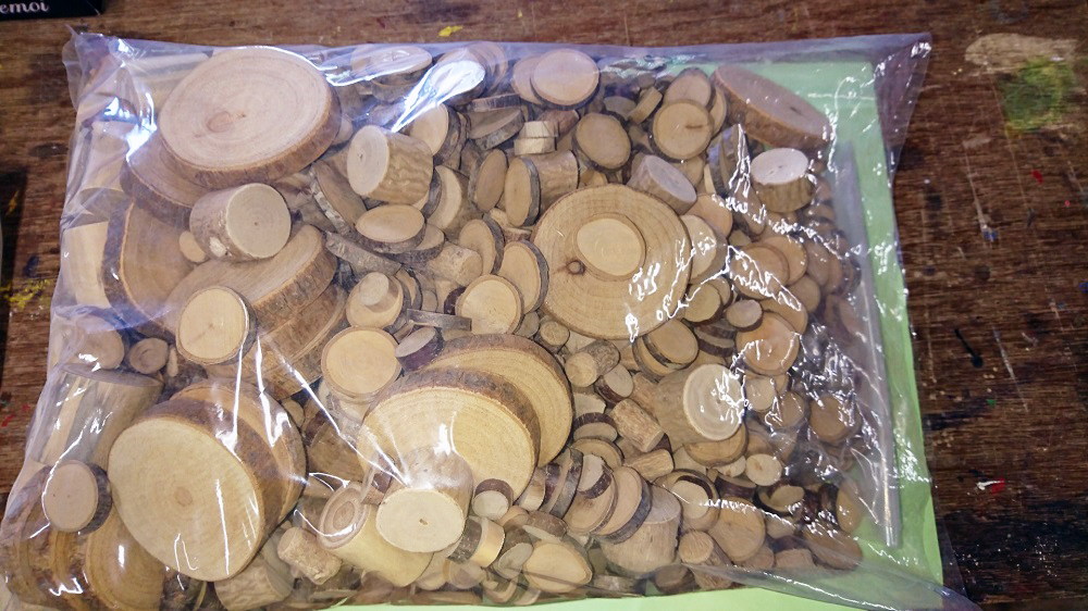 木の工作素材説明画像