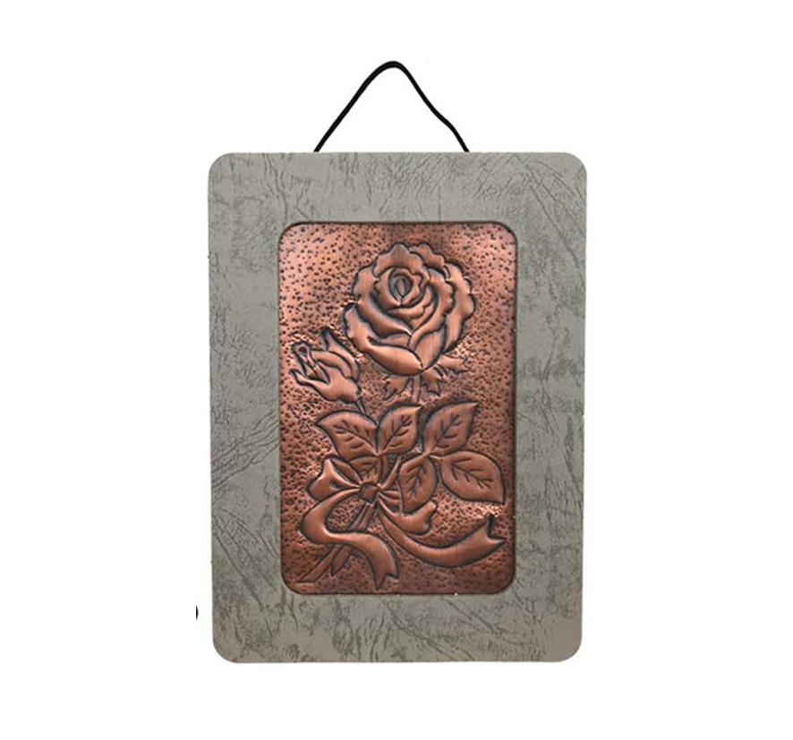 【終了】やわらか銅板で銅レリーフをつくろうの画像