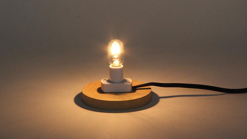 ランプシェードをつくってあかりの空間を演出しよう!説明画像