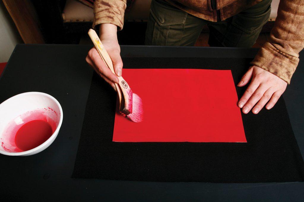 レザークラフトキットの楽しみ方説明画像